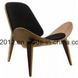 現代ハンズWengerのシェルの余暇の椅子のシェルの椅子