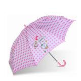새로운 디자인 형식 선전용 접히는 골프 똑바른 아이 우산