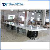 Heiße verkaufende Spitzenkonferenztisch-Büro-Möbel