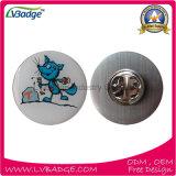 Pin relativo à promoção personalizado do Lapel do metal do presente da forma