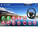Conexión del espejo del soporte del iPod de BT 3G RDS TV del reproductor de DVD