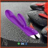 Erotische Geschlechts-Spielwaren für die Frauen G-Punkt Schwingungen, die KarosserieMassager vibrieren