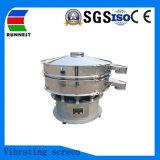 Round Máquina Sifter rotativo de areia de quartzo