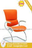 PU 사무용 가구 편리한 나무로 되는 충족시키는 Vistor 의자 Hx-9515c