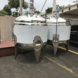 高品質のステンレス鋼のフルーツジュースの発酵タンク2018年