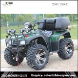 El gas 4 Wheeler 250cc China Formula Racing Quad ATV