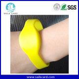 Ntag alla moda 216 Wristbands poco costosi di RFID