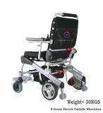 접히는 무브러시 전자 휠체어, Foldable 전자 휠체어