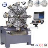 10 оси автоматическая формовочная машина Camless ЧПУ провод