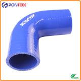 """tubo/tubo/manguito del refrigerador intermedio del silicón 90degree, identificación de 4 """" &102mm"""