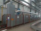 Fornace industriale della bombola per gas di GPL