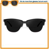 Китай заводской марки мода дизайн очки металлические солнечные очки