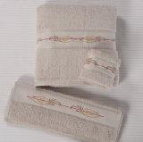 Выдвиженческое полотенце стороны/руки хлопка дома/гостиницы