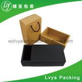 Papel corrugado Tuck arriba caja de cartón de embalaje