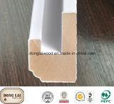 L'intérieur en bois apprêté prix bon marché de panneaux de bois de haute qualité