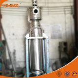 Evaporatore industriale della pellicola sottile della ruspa spianatrice dell'acciaio inossidabile di prezzi di fabbrica