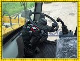 정원 또는 농장 4X4 4WD 토크 변환기 바퀴 로더