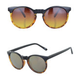 OEM Logo personalizado de mujeres de moda las gafas de sol Gafas de sol deportivas al aire libre