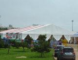 Dossel ao ar livre do banquete de casamento do evento da exposição do telhado