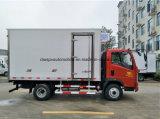 Sinotruk 3t au camion frigorifié par 5t d'entreposage au froid du camion 4X2 de camion