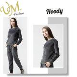 Form-neue runde Stutzen-Pullover Hoodie Strickjacke für Mädchen