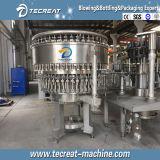 Автоматическая машина воды бутылки любимчика разливая по бутылкам для заполняя завода
