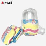 熱い販売法の安い工場価格の高い吸収の使い捨て可能なUnisoftの赤ん坊のおむつ