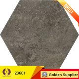 Los materiales de construcción hexagonal Baldosa Cerámica rústica para decoracion pisos mosaico (23607)