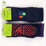 Trampolín Cubierta antideslizante aerolínea calcetines calcetines calcetines personalizados de algodón