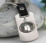 BMW ha reso personale l'anello chiave del veicolo per il trasporto del metallo della catena chiave 3D