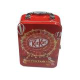 다른 작풍 모양 사탕 초콜렛 주석 상자