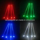 10W weißer CREE Mini-LED Träger-bewegliches Hauptstadiums-Licht