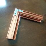 Material de Construção irregular do perfil de alumínio
