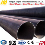 Tubo d'acciaio saldato sezioni della cavità del acciaio al carbonio del tubo d'acciaio Dn150