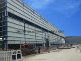 Edificios industriales prefabricados de la estructura de acero de China