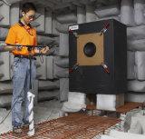 Verdoppeln 8 '' Zeile Reihen-Lautsprecher-Tonanlage-passiver im Freienlautsprecher-Kasten