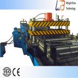 Cabo ajustável automaticamente a máquina de formação do rolo da Escada