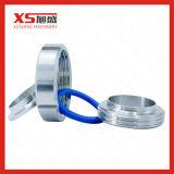 Sanitario colocación del tubo de acero inoxidable SS316L DIN11850 Europea