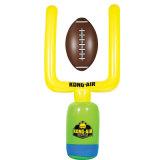 Giocattolo gonfiabile dell'anello di gioco del calcio del PVC o di TPU del gioco dei capretti