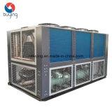 A poupança de energia de compressor de parafuso arrefecidos a ar de ciclo fechado Chiller de Agua