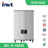 8 Kwatt-10kwatt invité trois phase Grid-Tied Solar Power Inverter