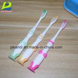 Kinderbetreuung-Gummi-bequeme Zahnbürste