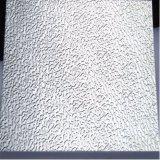 Алюминиевые алюминиевые листы рельефной штукатуркой стукко 1050 1100 3003 5052 для холодильника