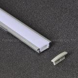 Riga di alluminio alluminio di profilo del LED della lampada