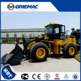 Lader van de Lader van het Wiel XCMG de Chinese 5ton met Motor Weichai