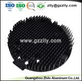 De aangepaste Uitdrijving Van uitstekende kwaliteit van 6063 Aluminium voor LEIDENE Heatsink Straatlantaarn