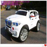 Bluetooth genehmigtes FernsteuerungsbMW/Audi scherzt Spielzeug-elektrisches Auto