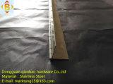 201ステンレス鋼の連続的なヒンジ