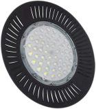 Una buena disipación de calor de aluminio de alta de la luz de la Bahía de LED 130lm. W