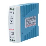 bloc d'alimentation de commutation de longeron de 20W 12VDC DIN pour l'équipement industriel